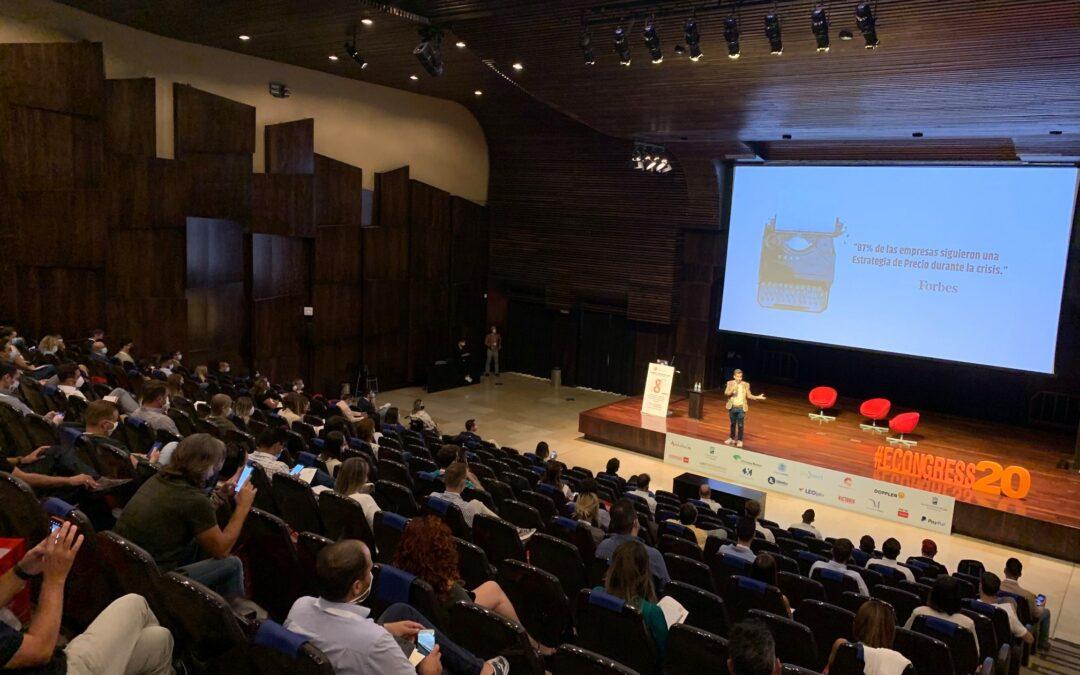 Se retoca un evento de 400 personas en Málaga para que pueda celebrarseEl 8º eCongress sobrevive a pesar de todo