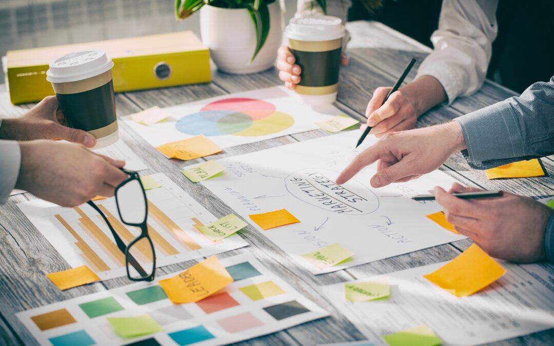 Así funciona un departamento de marketing y comunicación¿Cuántas personas lo conforman y qué tareas realizan?