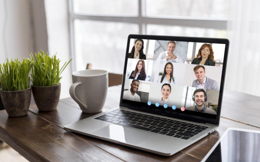 Organiza tu evento digitalAdapta tu empresa a las reuniones digitales y transforma tus eventos